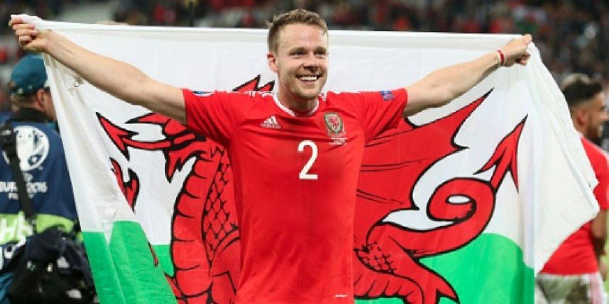 Jugador galés canceló su visita a México por jugar semifinales de la Euro