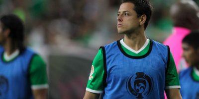 Chicharito habla del fracaso del Tri en Copa América Foto:Mexsport