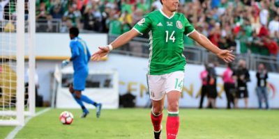 Chicharito habla del fracaso del Tri en Copa AméricaChicharito habla del fracaso del Tri en Copa América Foto:Mexsport