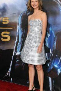 Calista Flockhart admitió haber tenido problemas con la anorexia. Foto:vía Getty Images