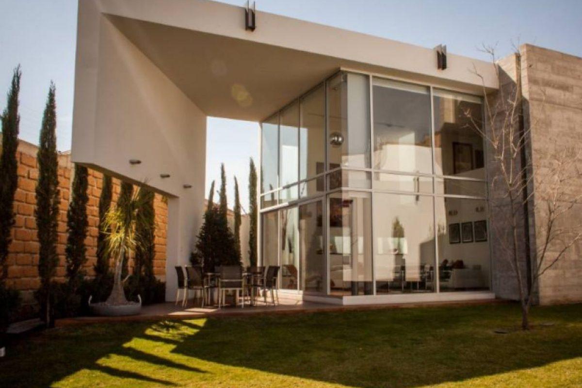 Siete casas modernas hechas por arquitectos mexicanos publimetro m xico - Arquitectos casas modernas ...
