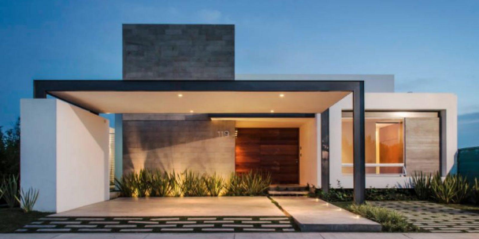 Casa T02 – Aguascaliente. Diseño por ADI / Arquitectura y Diseño Interior Foto:Homify