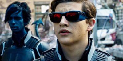 """Tye Sheridan es """"Cíclope"""", que en la versión original fue interpretado por James Marsden. Foto:vía Fox"""
