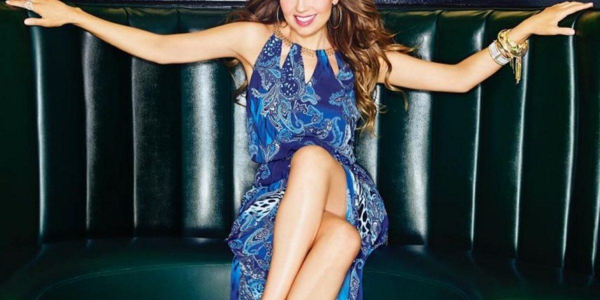 Thalía se muestra sin maquillaje y al natural en Instagram
