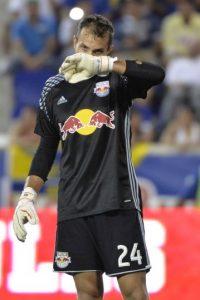 América pierde ante el NY Red Bull en juego de preparación Foto:Mexsport