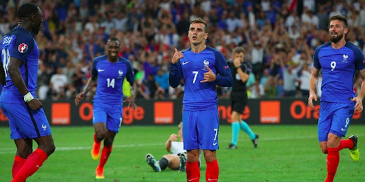 Francia se impone a Alemania; jugará la Final ante Portugal