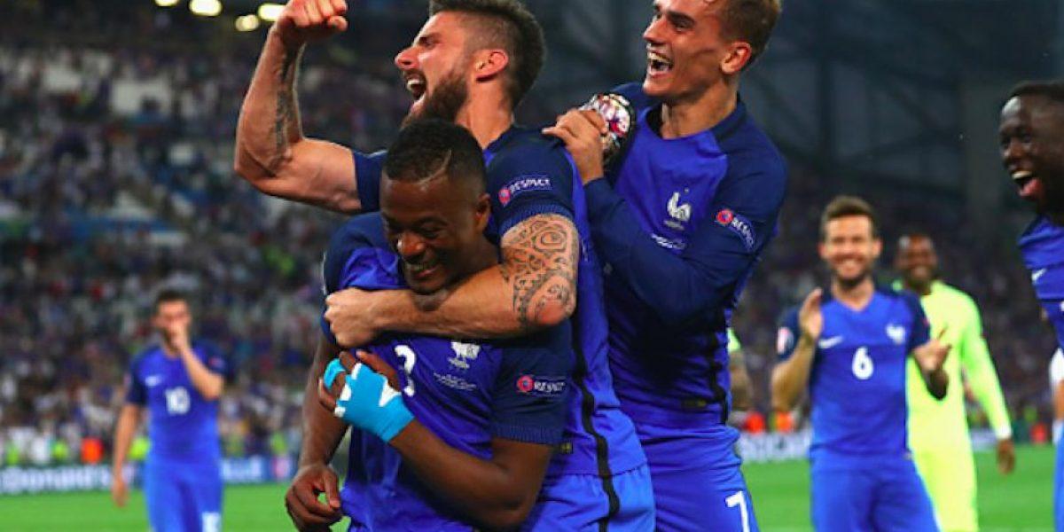 ¡Anfitrión finalista! Francia supera a Alemania y disputará el título