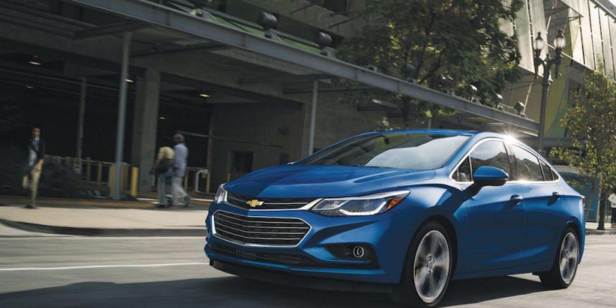 Conoce el nuevo Chevrolet Cruze, orgullosamente nacional