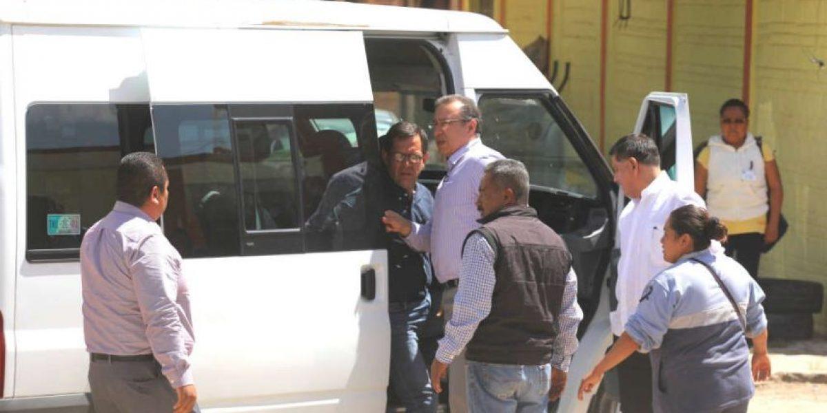 Nos vamos a quedar hasta aclarar el caso Nochixtlán: Campa
