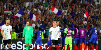 Francia jugará la Final ante Portugal. Foto:Getty Images