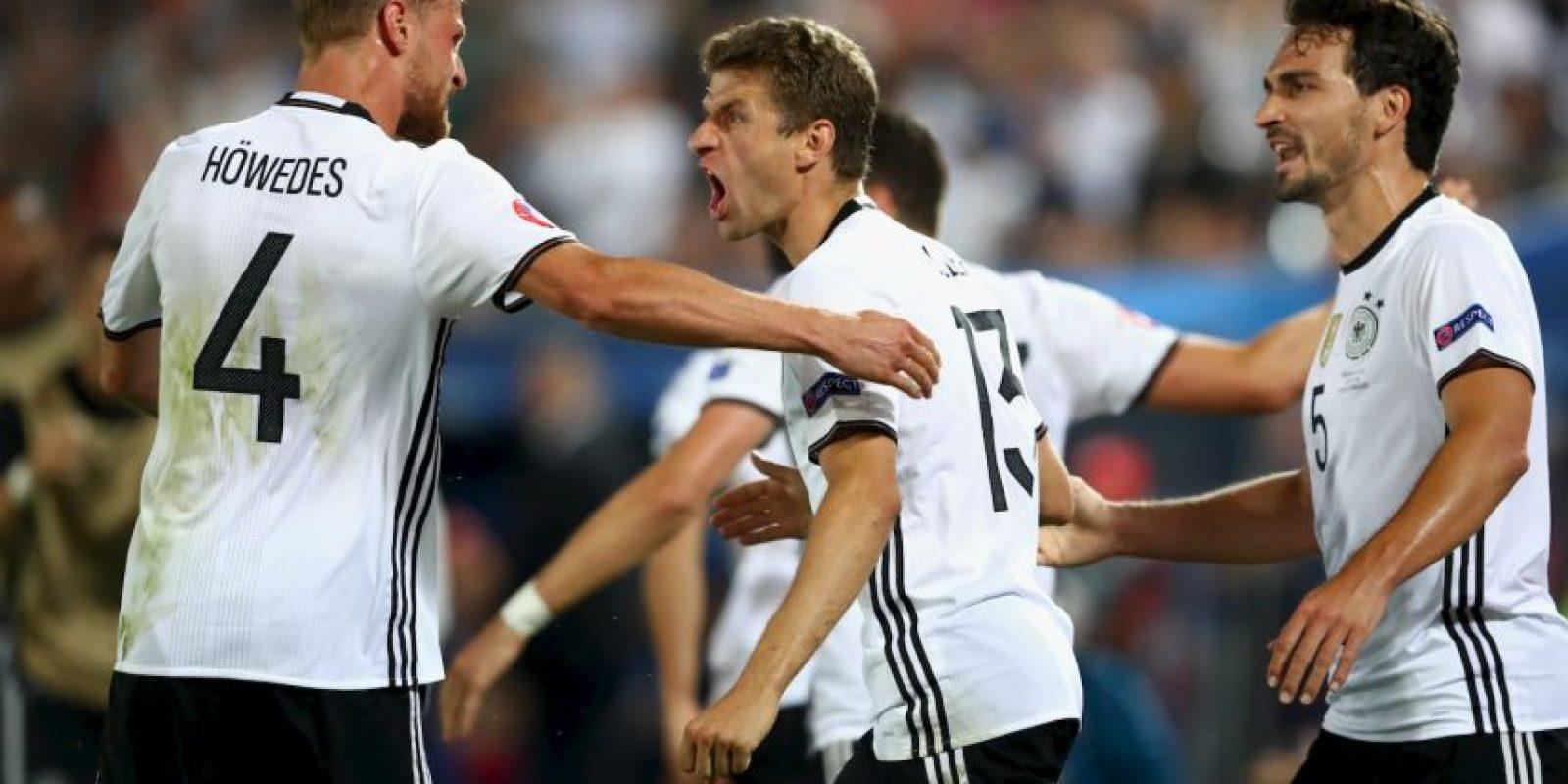 Los teutones ahora buscarán aumentar su racha ante Francia en un gran torneo, con quienes no pierden hace 58 años Foto:Getty Images
