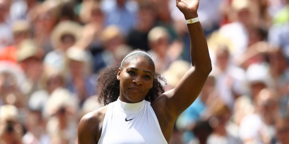 ¡A defender la corona! Williams avanza a su novena Final de Wimbledon