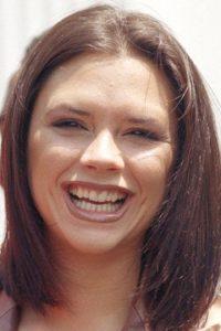 Victoria Beckham tenía la típica dentadura inglesa. Foto:vía Getty Images
