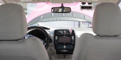 Darán financiamiento de 45 mil a taxistas para enganche Foto:Especial