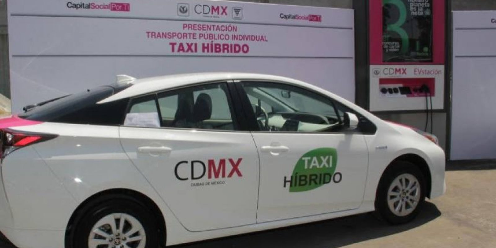 No se subirá la tarifa por la entrada de estos vehículos modernos Foto:Especial