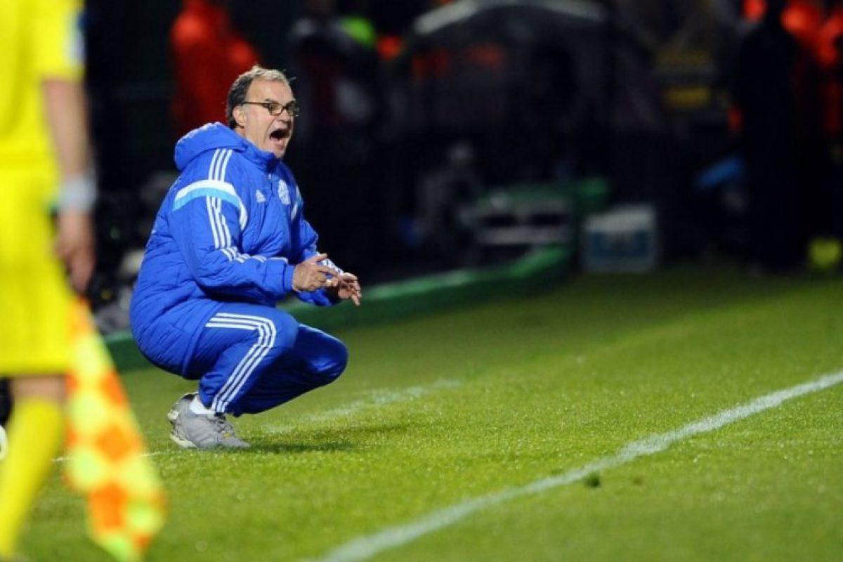 Marcelo Bielsa renunció a la Lazio a dos días de ser anunciado como nuevo técnico Foto:AFP