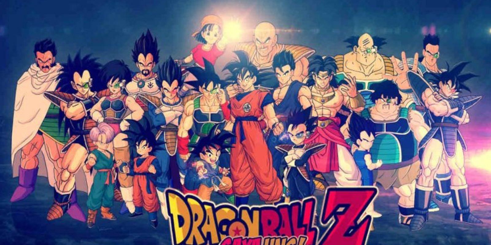 Foto:Dragon Ball Z