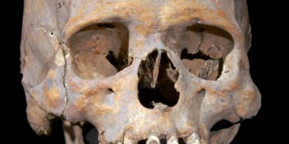 INAH analiza entierro de mujer con mil 600 años de antigüedad