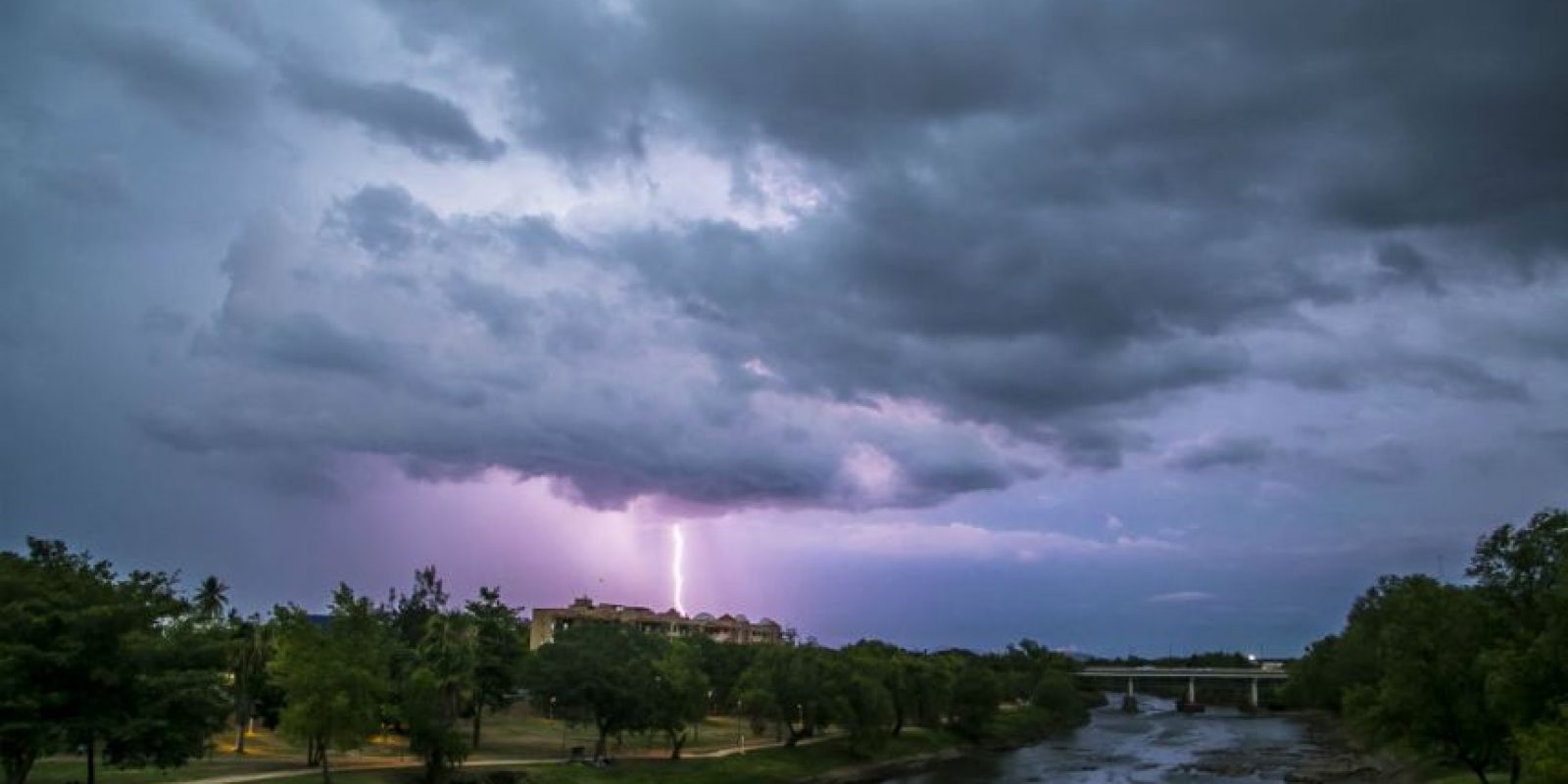 Lluvias en Culiacán, Sinaloa Foto:Cuartoscuro. Imagen Por: Foto: Especial