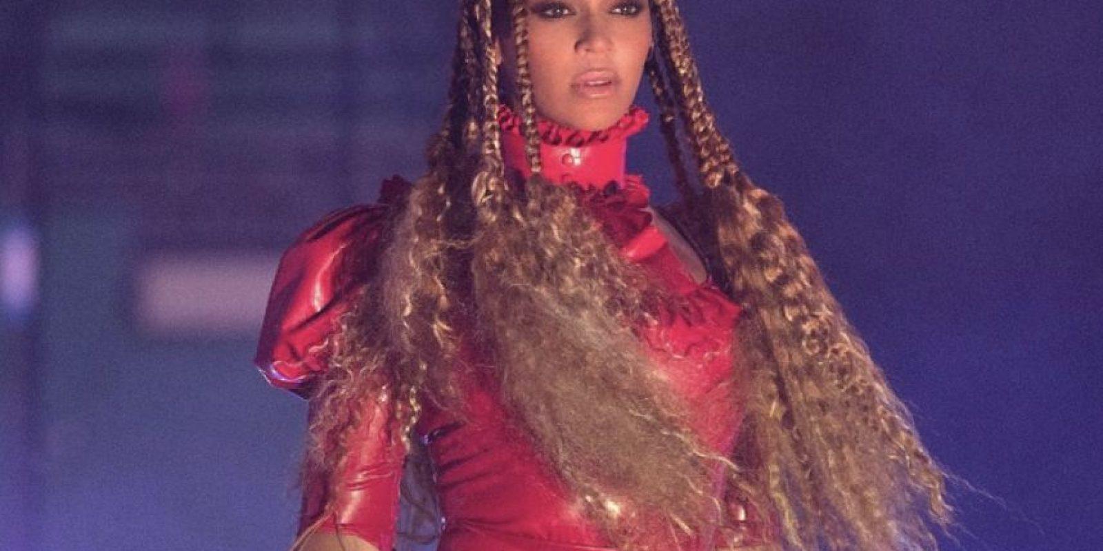 La cantante pidió la ayuda de sus fans para erradicar la violencia que vive la raza negra. Foto:Instagram @beyonce