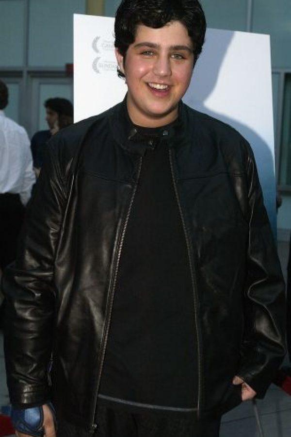 "Josh Peck interpretó a ""Josh"" en la serie de Nickelodeon ""Drake y Josh"" Foto:Getty Images"