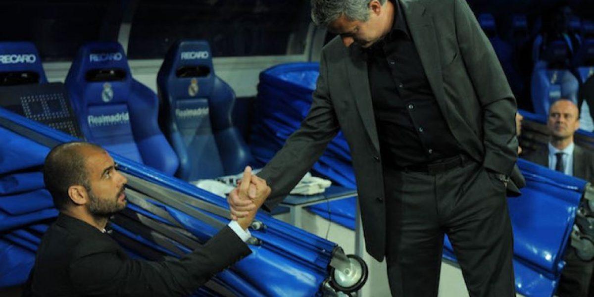 Guardiola asegura que Mourinho lo ha hecho