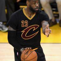 LeBron James. En 2010 dejó Cleveland para ir a Miami, pero regresó para darles su único título Foto:Getty Images