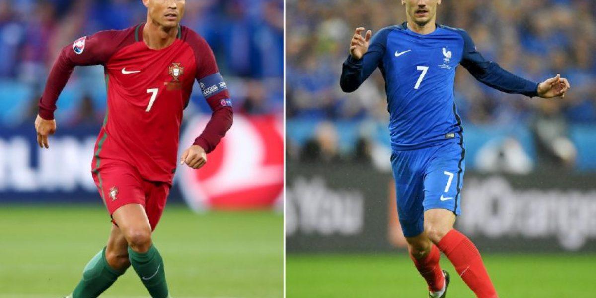 A qué hora se juega la final de la Eurocopa entre Francia y Portugal