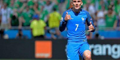 Griezmann es el máximo anotador del torneo Foto:Getty Images
