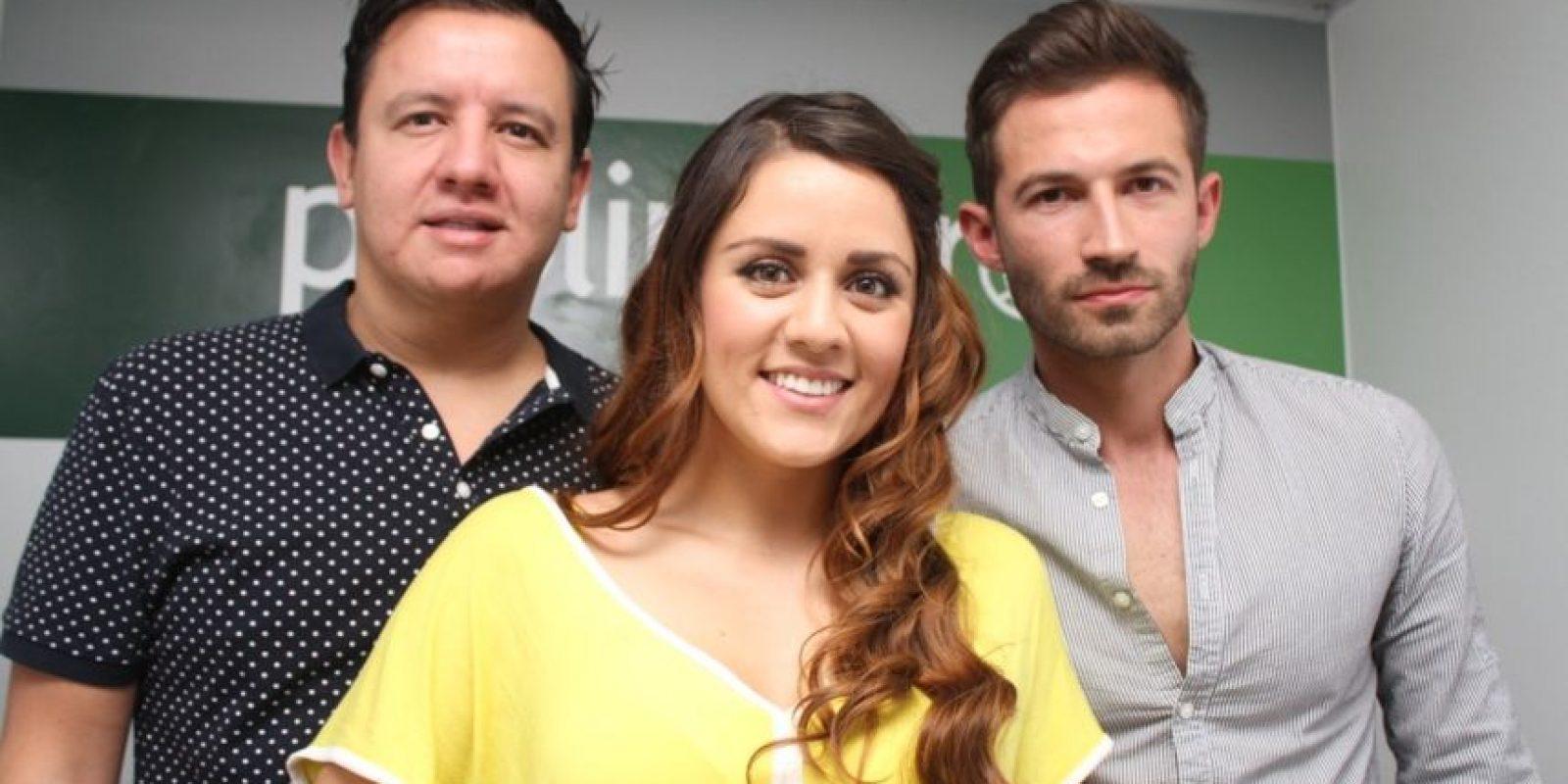Enrique Madrid, Angélica Magaña y Camilo Yepes Foto:Nicolás Corte – Publimetro