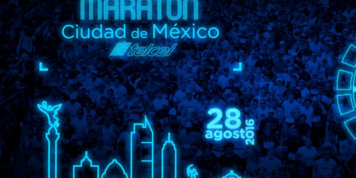Gánate un kit de corredores rumbo al Maratón CDMX