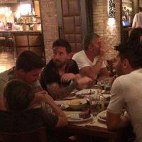 Messi se alejó de todo Foto:Instagram