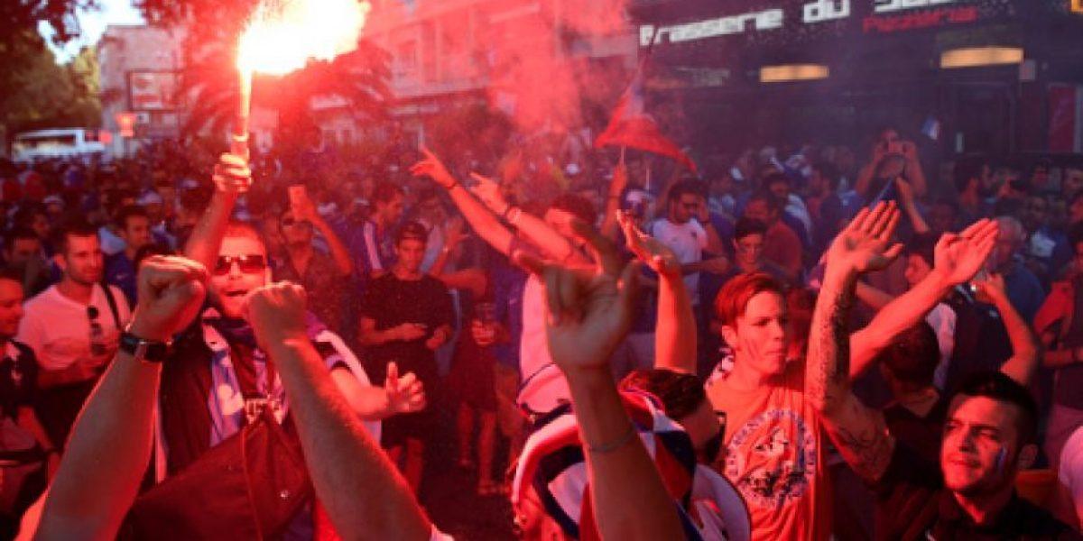 Muere aficionado de Francia, tras el pase a la Final de la Euro