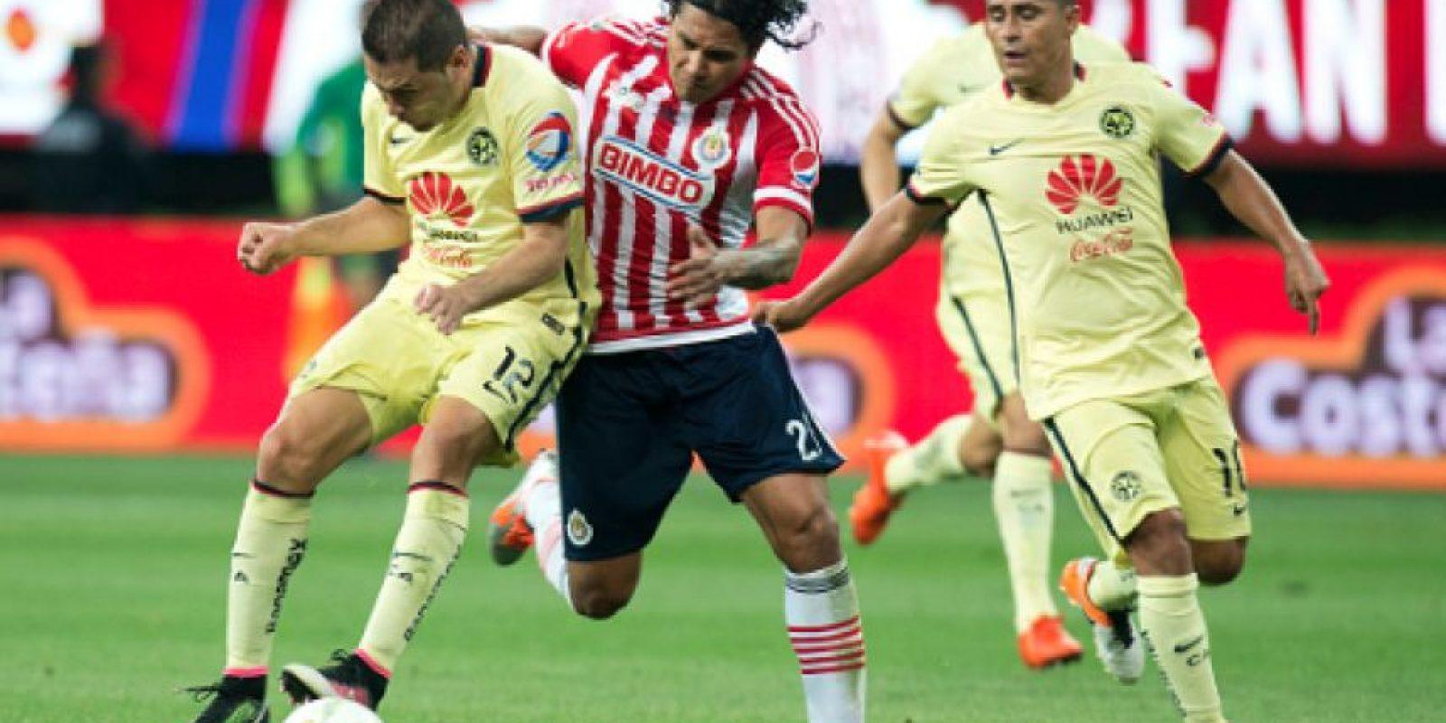América y Chivas van a jugar el mismo día y a la misma hora