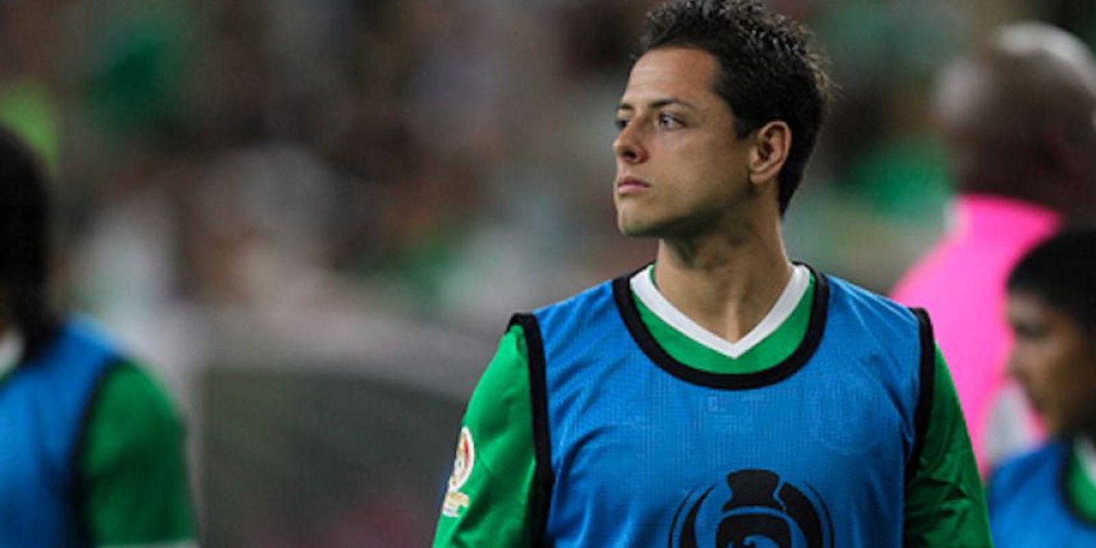 """El """"Potro"""" explicó que Hernández nunca mostró iniciativa. Foto:Getty Images"""