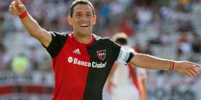 El argentino es capitán del Newells. Foto:Getty Images