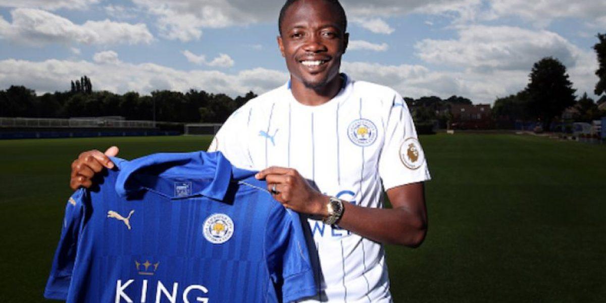 El campeón Leicester City realiza el fichaje más caro de su historia