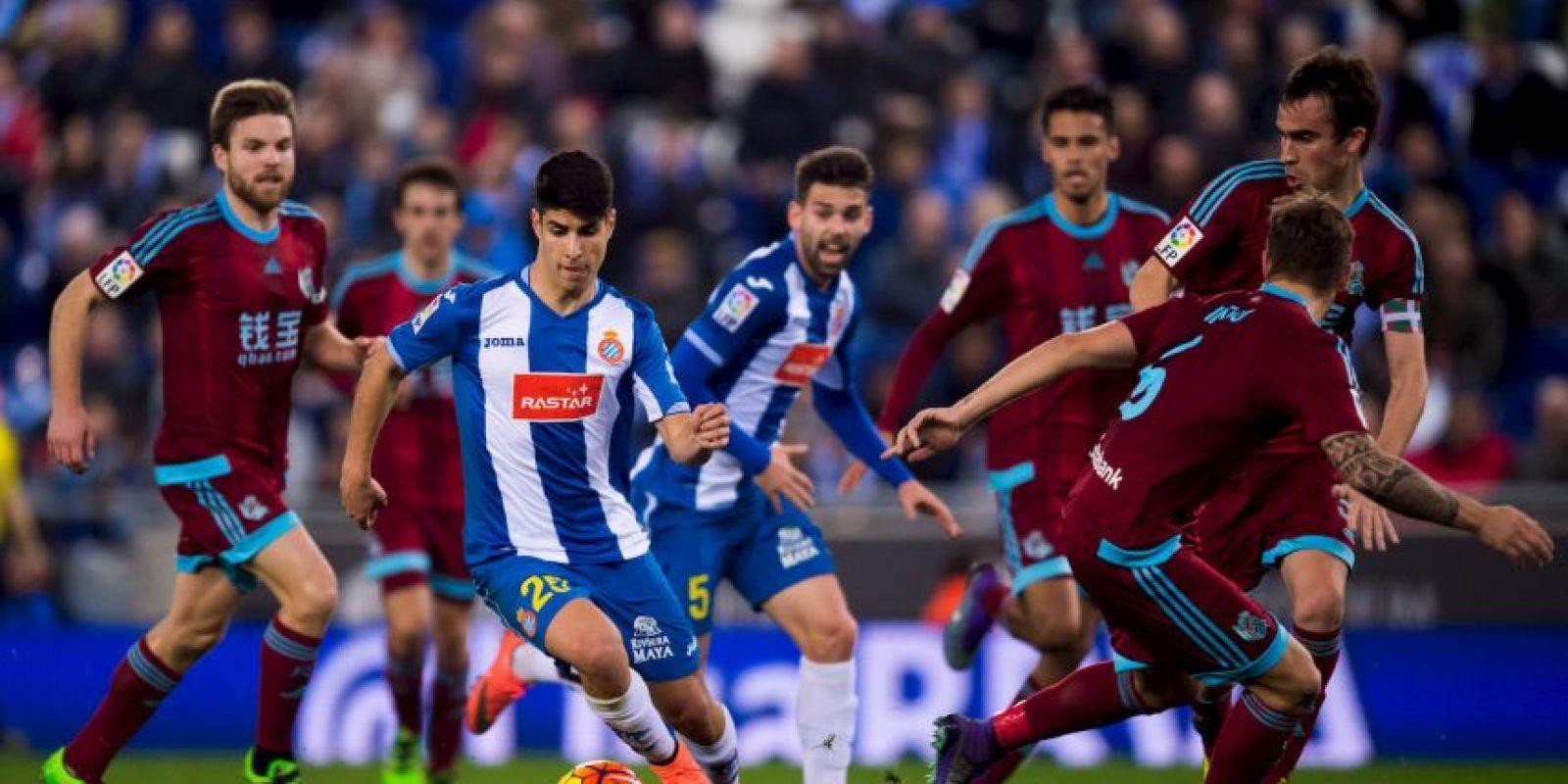 La temporada pasada fue enviado a préstamo a Espanyol para que sume experiencia Foto:Getty Images