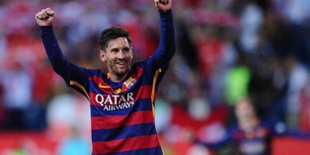 Barcelona lanza campaña para apoyar a Messi en su complicada situación