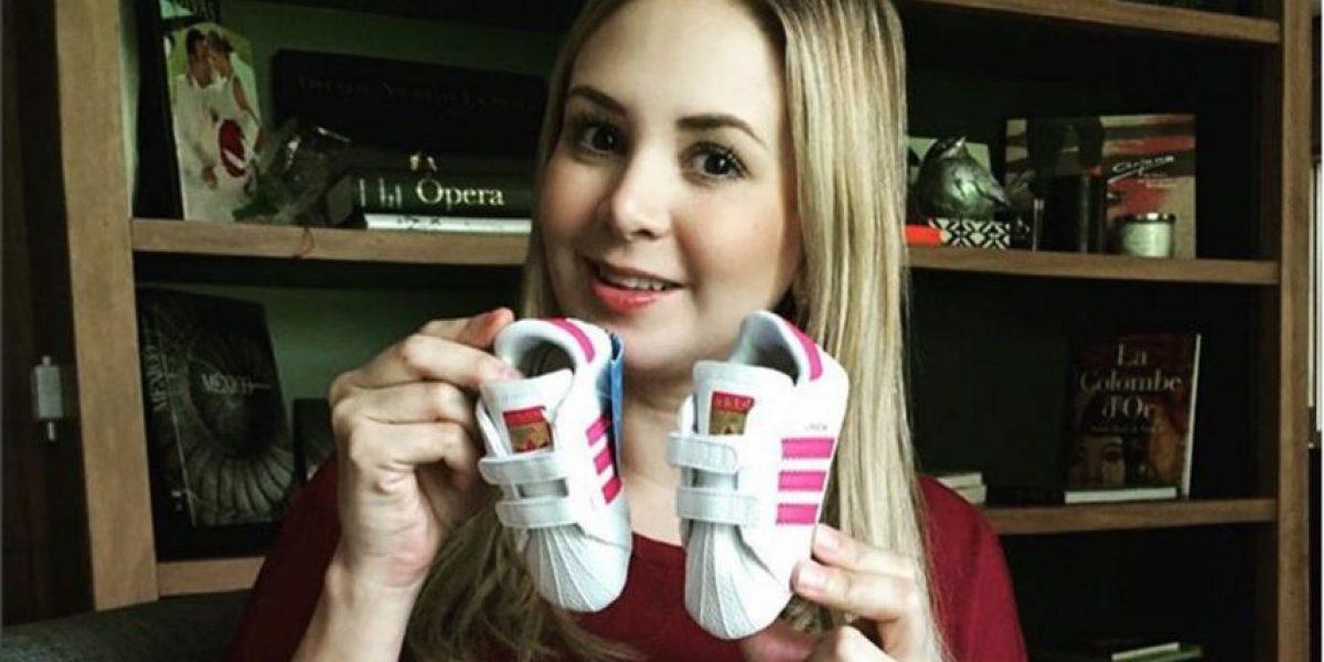 Florencia de Saracho ya superó la peor etapa de su segundo embarazo