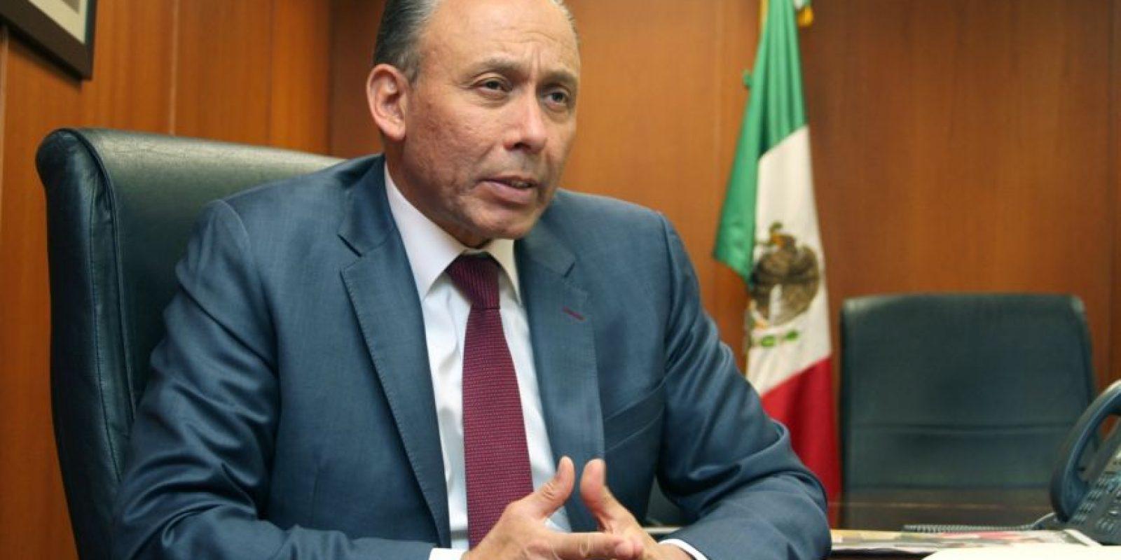 El director del ISSSTE, dijo que el primer hospital se construirá en Mérida Foto:Nicolás Corte