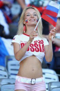 Las aficionadas más guapas de la Euro 2016 Foto:Getty Images