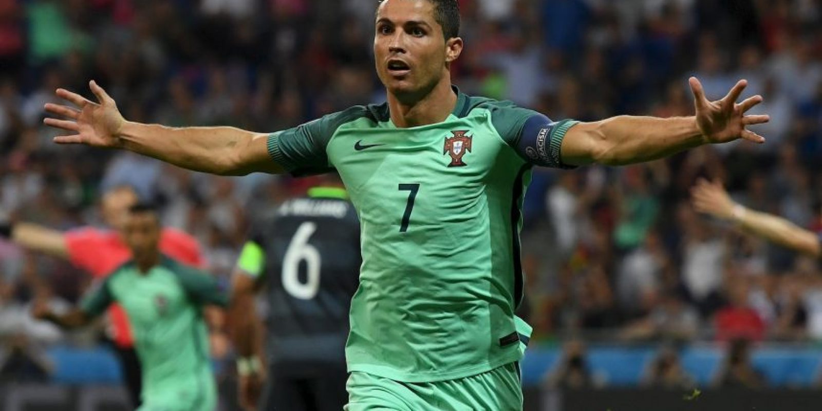 Cristiano Ronaldo quiere liderar el primer título de Portugal Foto:Getty Images