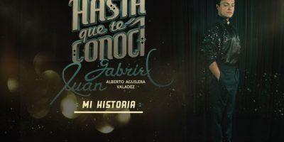 """Hasta que te conocí"", la serie autobiográfica de Juan Gabriel Foto:TV Azteca"