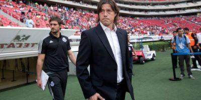 Matías Almeyda reconoce la importancia de jugar Copa Libertadores Foto:Getty Images
