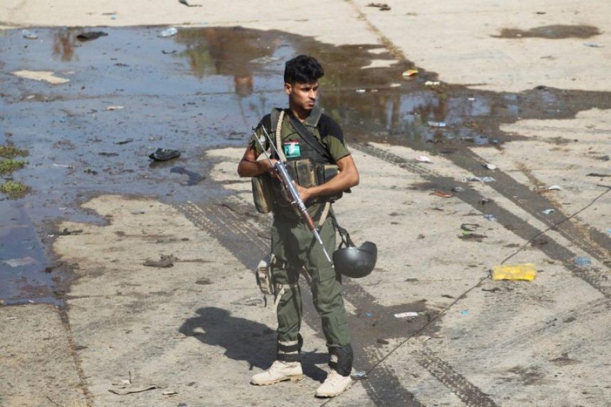 Además de al menos siete cuerpos que no pudieron ser identificados Foto:AFP