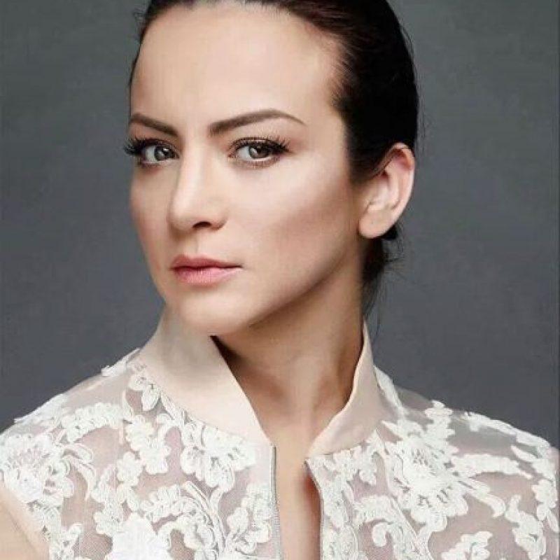 La actriz se convirtió en madre hace unos meses. Foto:Instagram
