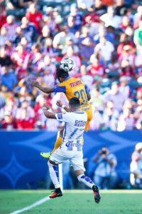Ismael Sosa se estrena con Tigres y ganan el Campeón de Campeones Foto:Mexsport