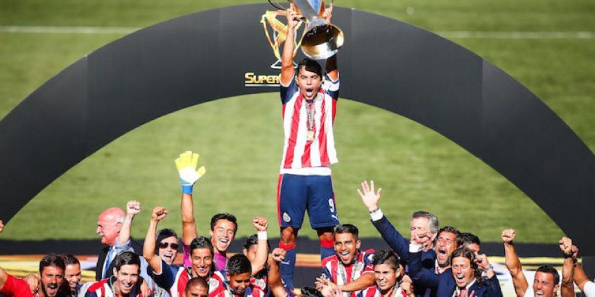 Chivas gana la Súper Copa MX y regresará a Libertadores