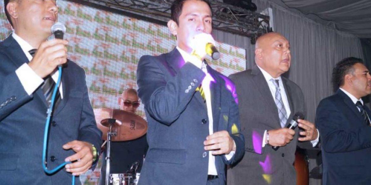 Fundador de Los Yaguarú pierde la vida en pleno concierto
